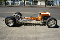 CHASSIS & SUSPENSION