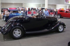 COMPLETED \'33 ROADSTER
