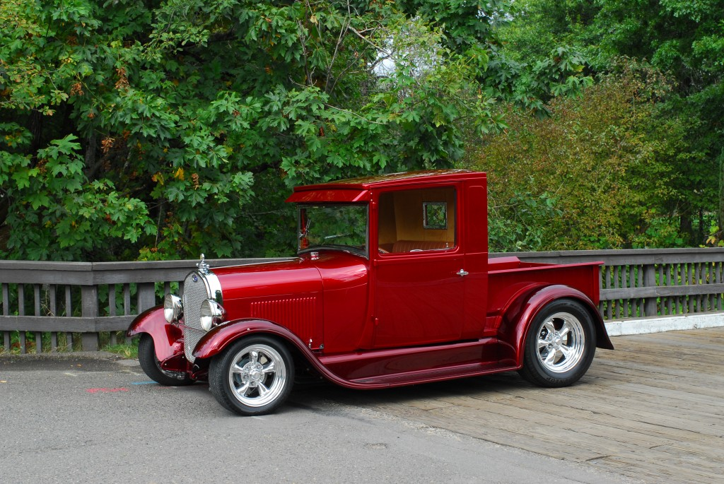 Steve s auto restorations 1929 ford model a pu