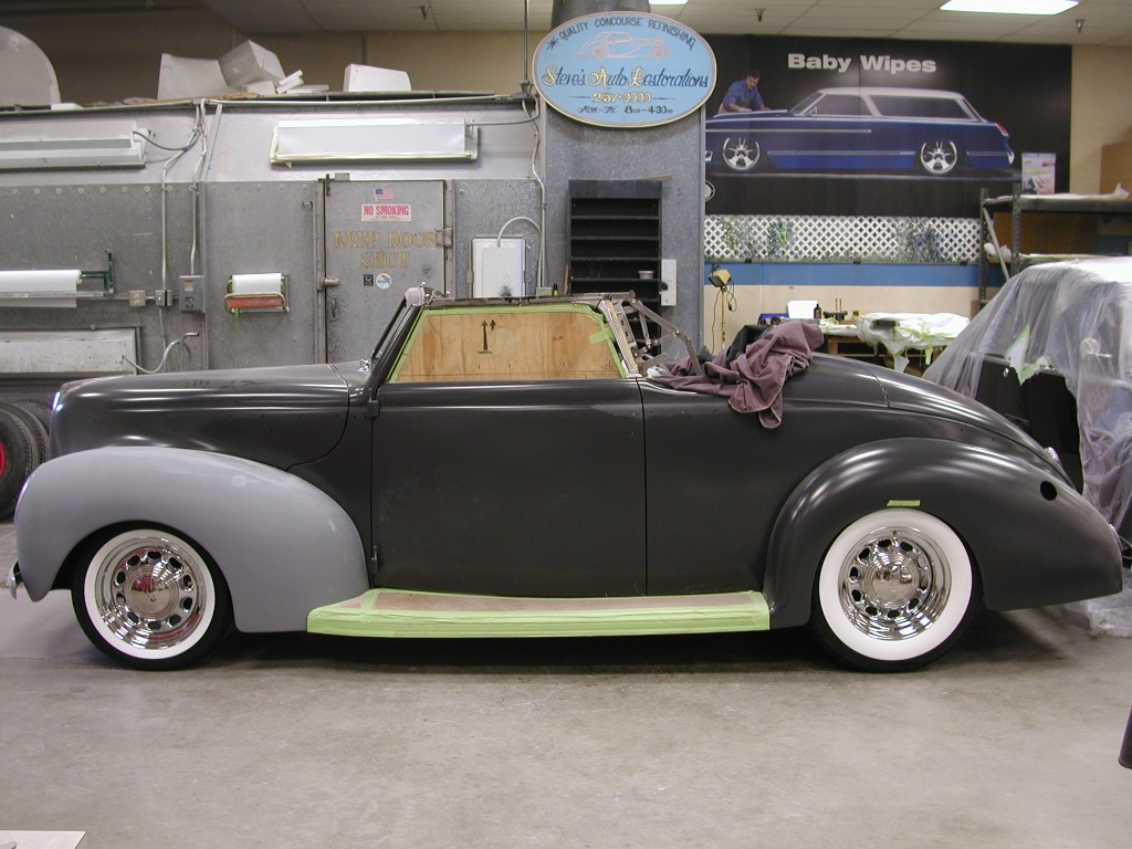 1932 Chevrolet Cabriolet for Sale http://www.realsteel.com/projects/1939-ford-convertible/