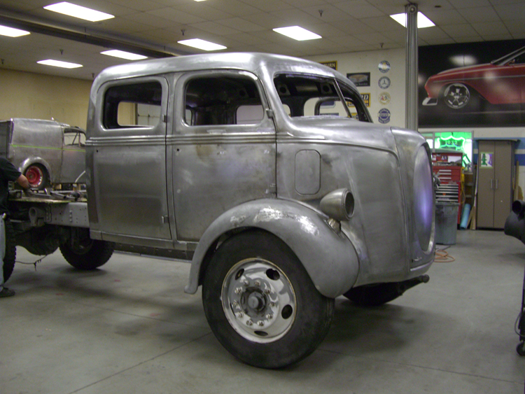 Based on 1939 coe cab amp a 1938 ford truck cab marriage