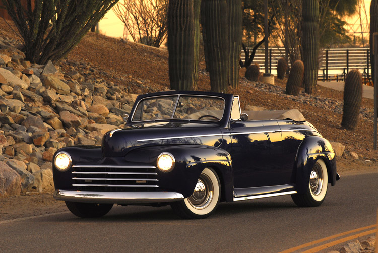 steve 39 s auto restorations 1946 ford convertible. Black Bedroom Furniture Sets. Home Design Ideas