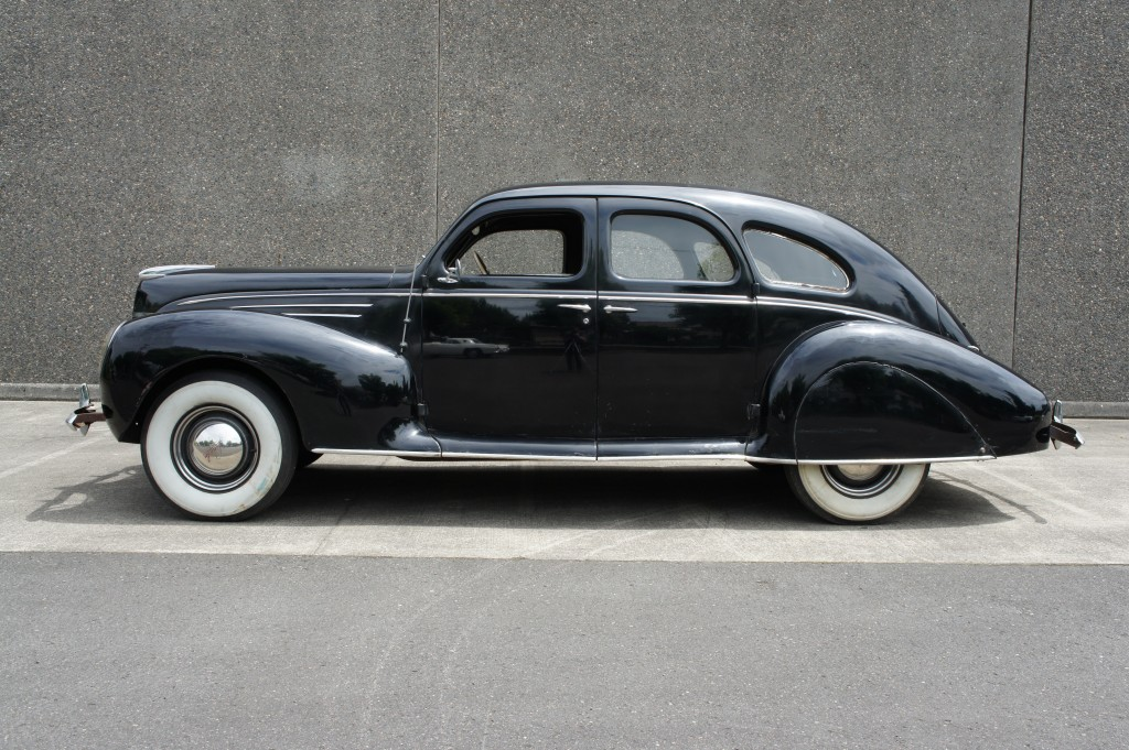 Steve 39 s auto restorations 1939 lincoln zephyr for 1939 lincoln zephyr 3 window coupe