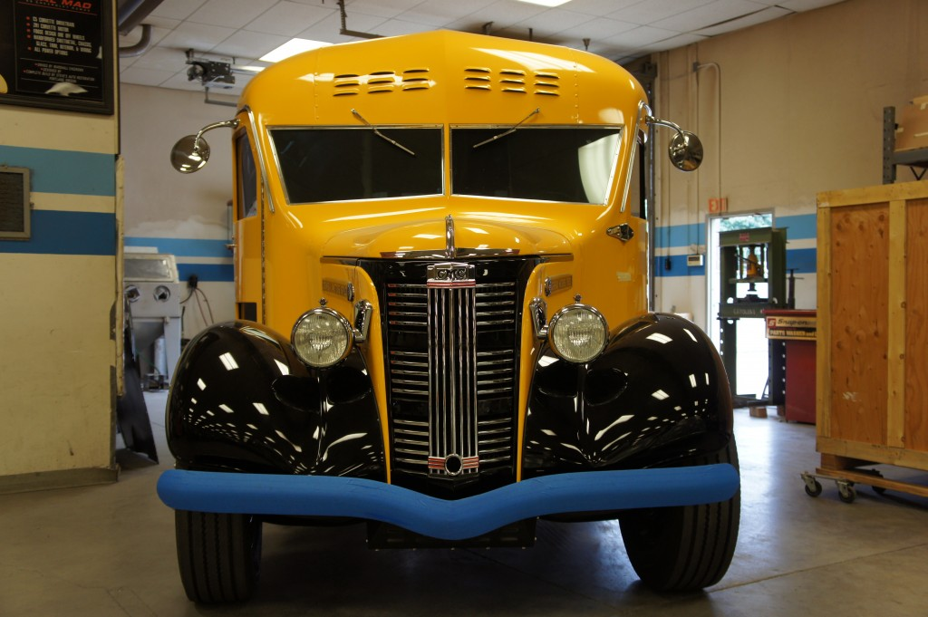 Steve S Auto Restorations 1938 Gmc Shorty School Bus
